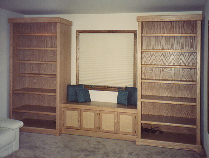 Custom Made Frestanding Cabinetry