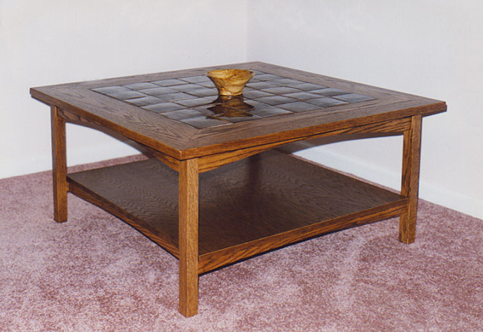 Tables Chairs Custom Made Furniture Architectural Designs South River Studio Dennis Divito Fairfield Va